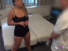 spanish amateur is filming her sex-life with a hidden cam