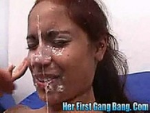 Gaya Patal Bollywood gangbang set