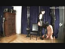 Young Teen Homemade Punishment