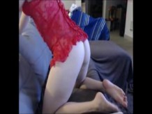 Jade Chan and the Red Lingerie (mild)