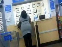 Walmart Skirt And Leggings Big Booty Ass
