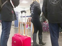 Airport booty 2